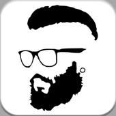 Mustache & Beard Photo Editor icon