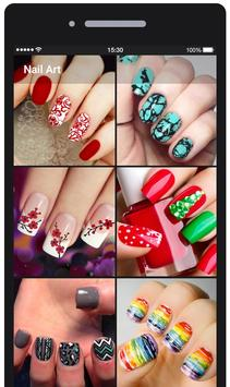 Nail Art Design Image screenshot 2