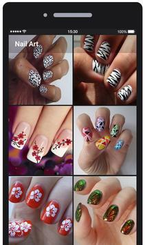Nail Art Images apk screenshot