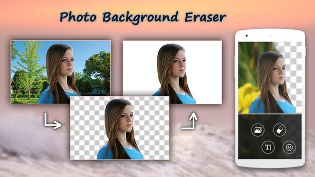 Background Changer of Photo : Background Eraser poster