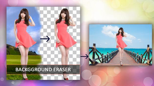 Background Changer of Photo : Background Eraser screenshot 2