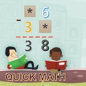 Quick Math icon