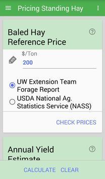Hay Pricing screenshot 1