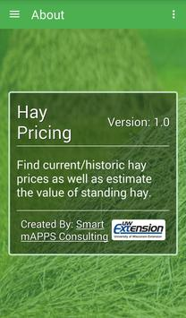 Hay Pricing apk screenshot