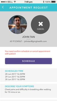 SmartMD Doctor screenshot 1