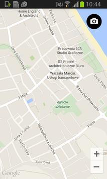 Literacka Mapa Świata apk screenshot