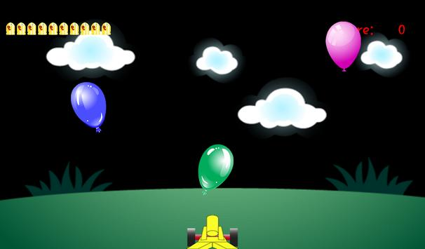 Best Balloon Shooting Game Kid apk screenshot