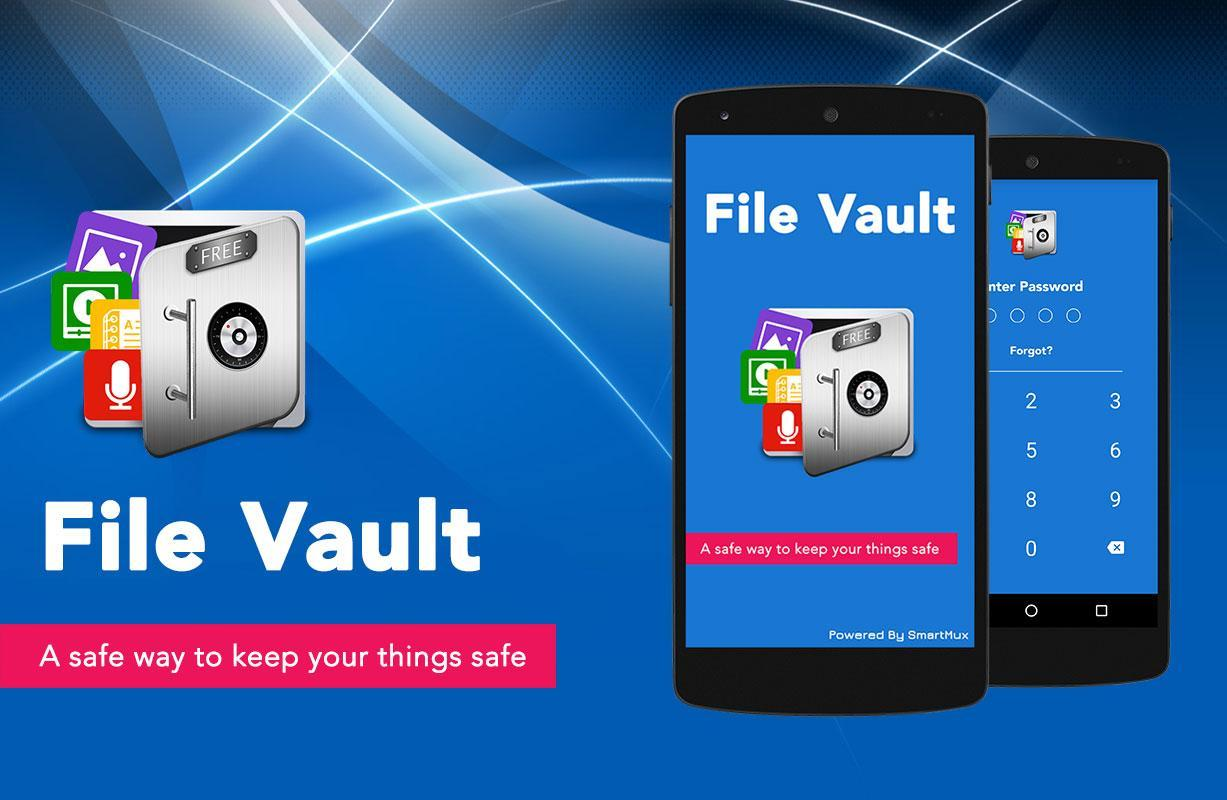 File Vault+Lock Photos,Videos for Android - APK Download