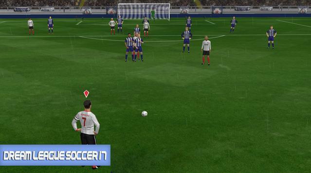 Guide Dream League Soccer 17 apk screenshot