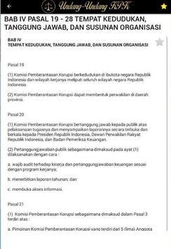 Undang-Undang KPK screenshot 2