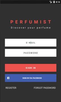 Perfumist Perfumes Advisor poster