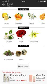 Perfumist Perfumes Advisor apk screenshot