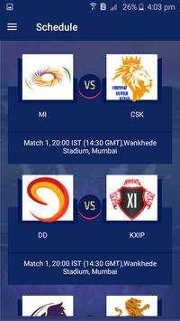IPL Live Scores & Contest screenshot 4