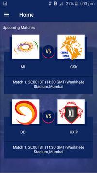 IPL Live Scores & Contest screenshot 1
