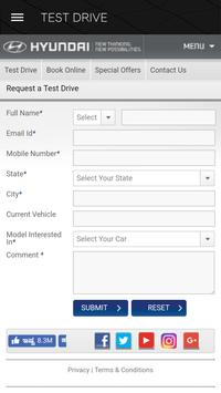 Hyundai India Sales apk screenshot
