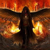Dark Angel Fantasy Wallpapers icon