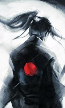 Samurai Fantasy Wallpaper poster