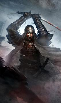 Samurai Fantasy Wallpaper apk screenshot