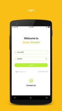 Smart Shuttle-Driver screenshot 1