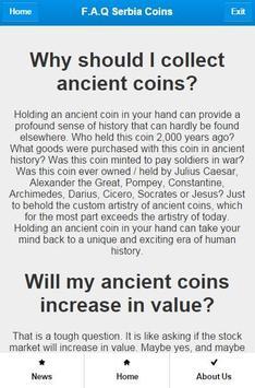 Serbia Coins apk screenshot
