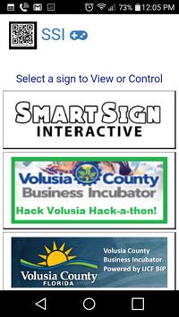 Smart Sign Interactive, Inc. poster