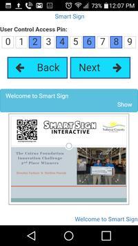 Smart Sign Interactive, Inc. screenshot 1
