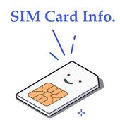 SIM Card Info. - Mobile Info icon