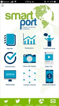 SmartPort Cartagena poster