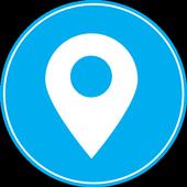 Mi ubicacion GPS icon