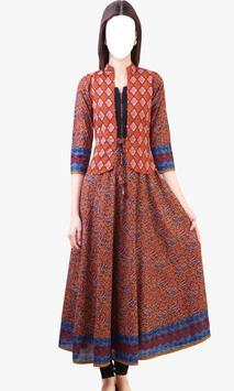 Anarkali Suit for Woman apk screenshot