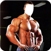 BodyBuilder Man Suit icon