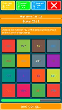 Number Tiles screenshot 5