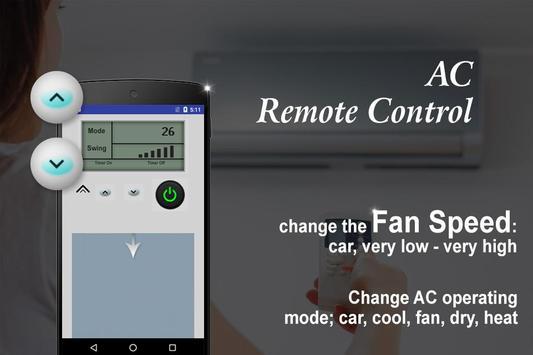 AC Remote Universal Simulator screenshot 1