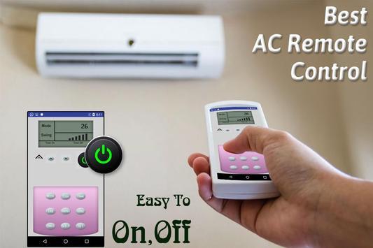 AC Remote Universal Simulator screenshot 2