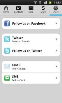 International calls apk screenshot