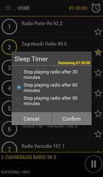 Radio Croatia screenshot 3