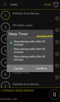 Radio Czech Republic apk screenshot