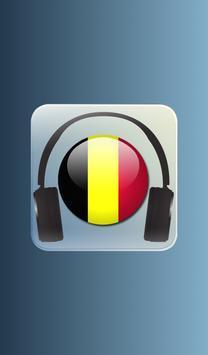 Radio Belgium poster