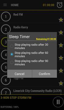 Radio Ireland screenshot 2