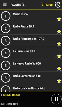 Radio Nicaragua apk screenshot