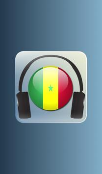 Radio Senegal poster