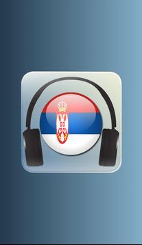 Radio Serbia poster