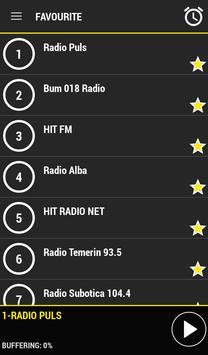 Radio Serbia screenshot 2