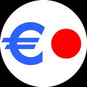 ユーロ計算機 icon
