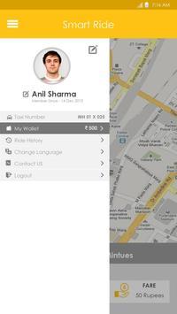 SmartRide (Driver) apk screenshot
