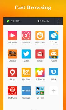 New Uc Browser Tips 2017 screenshot 4