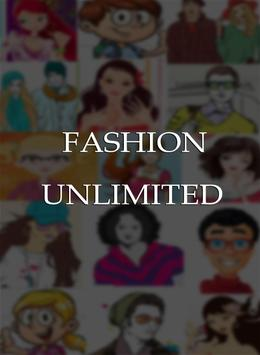 Photo Fashion Unlimited ™ poster