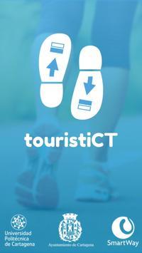 TouristiCT poster
