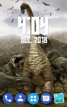 Dinosaur Wallpaper HD screenshot 1