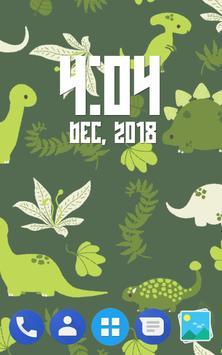 Dinosaur Wallpaper HD screenshot 2